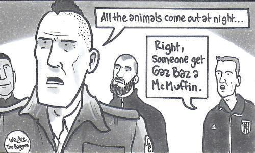 David Squires on … West Brom's mini-break in Barcelona