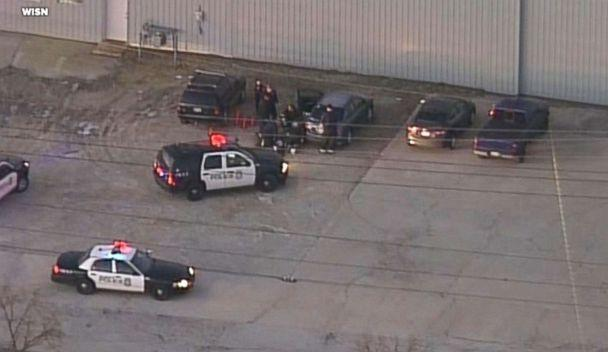 PHOTO: An employee at the Milwaukee MachineTool Corporation, with a concealed carry permit, shot and killed a man who attempted to carjack him. (WISN)