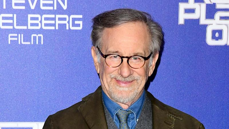 Steven Spielberg addresses Goonies sequel during reunion of beloved film's stars