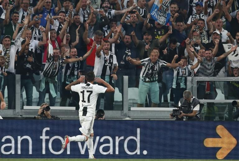 Serie A match report Juventus v Napoli 29 September 2018