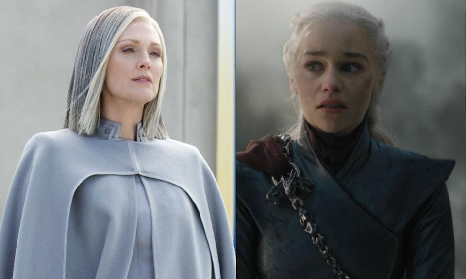 Alma Coin and Daenerys are similar (Credit: Lionsgate/HBO)