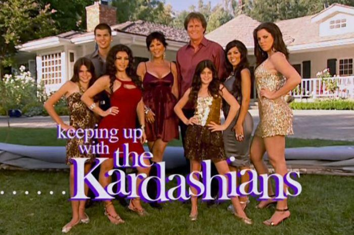 Keeping Up With The Kardsahians in 2007