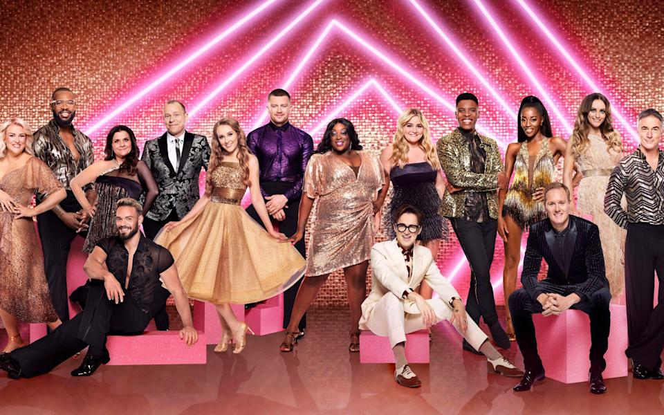 The Strictly Come Dancing contestants for the 19th series - Ray Burmiston/BBC