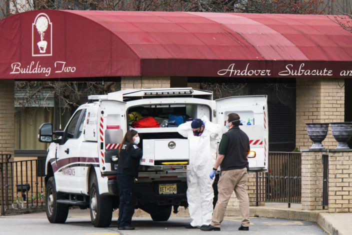 "<div class=""inline-image__caption""> <p>After an anonymous tip to police, 17 people were found dead at the Andover Subacute and Rehabilitation Center.</p> </div> <div class=""inline-image__credit""> Eduardo Munoz Alvarez/Getty </div>"