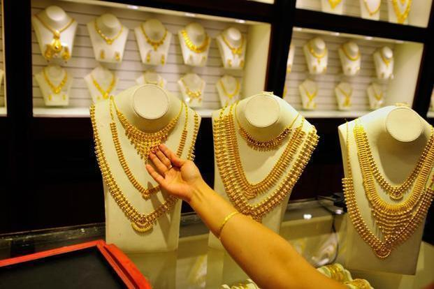 Gold prices jump today but silver rates drop