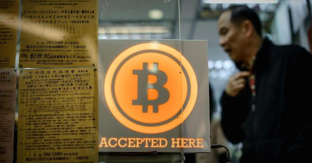 Philippe Lopez | AFP | Getty Images. The price of bitcoin fell sharply Friday after a report that China is planning to shut down local exchanges for the digital currency.