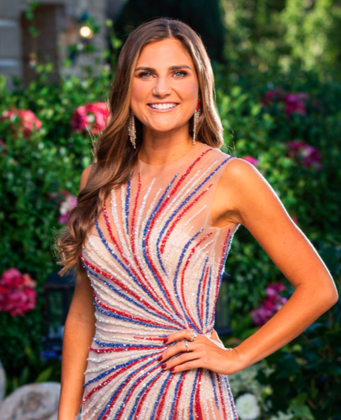 The Bachelor 2021 contestant Annabelle. Photo: Network 10