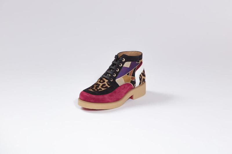 new product c94cc 1392f Christian Louboutin Unleashes His Inner Magpie for Fall 2018 ...