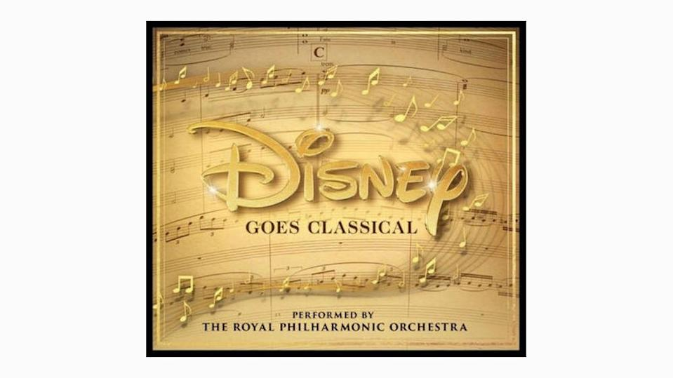 Gifts for Disney lovers: 'Disney Gone Classical' by The Royal Philharmonic Orchestra