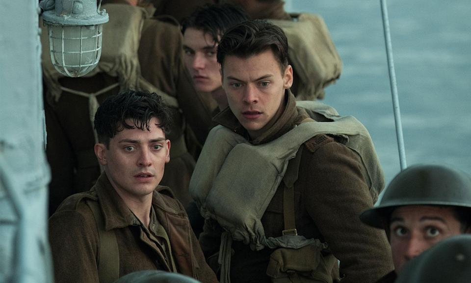 Harry Styles in 'Dunkirk' (Warner Bros. Home Entertainment)