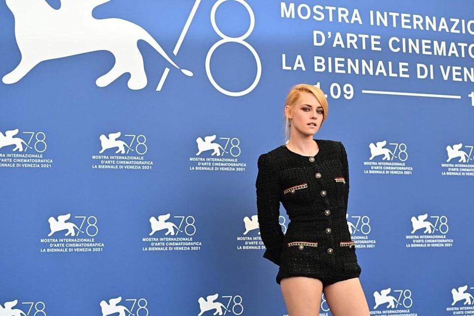 Kristen Stewart attends a photocall for the film