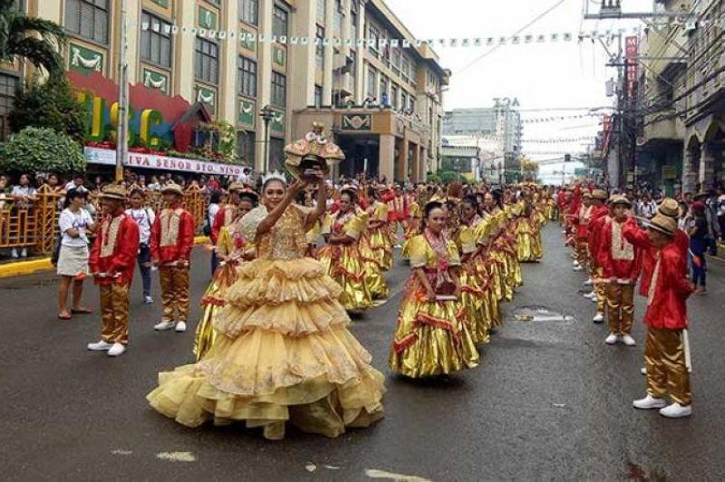 6,000 police officers to secure Fiesta Señor, Sinulog Grand Parade