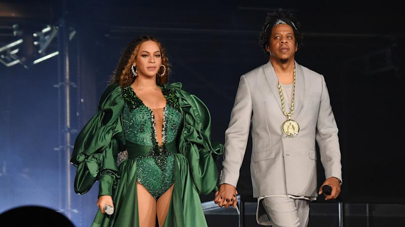 Beyoncé And Jay-Z Win Grammy Award For 'Everything Is Love'