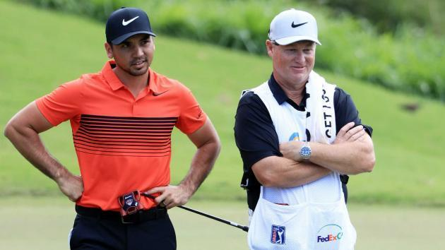 BMW Championship: Jason Day drops longtime caddie for 'buddy'
