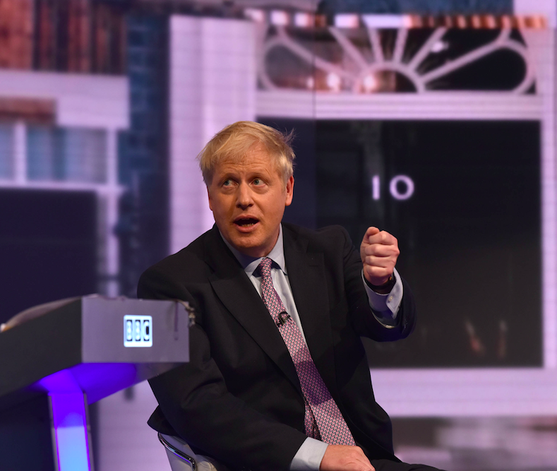 Boris Johnson says Brexit must happen by October 31 (Getty)