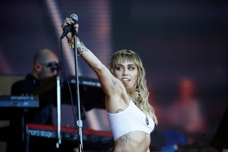 Miley Cyrus settles US$300m lawsuit claiming she stole 'We Can't Stop'