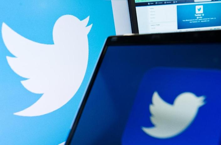Twitter will allow users to donate to political campaigns through a tweet (AFP Photo/Leon Neal)