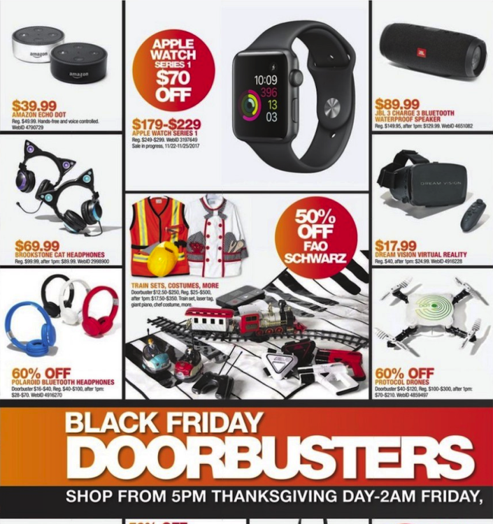 Macy S Black Friday 2017 Deals Flyer Is Out With Some Of The Best Tech Deals We Ve Seen