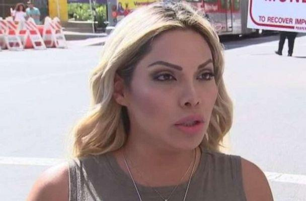 PHOTO: Jennifer Bianchi was part of a group of people who were seen being forcibly removed from a Los Angeles bar. (ABC News)