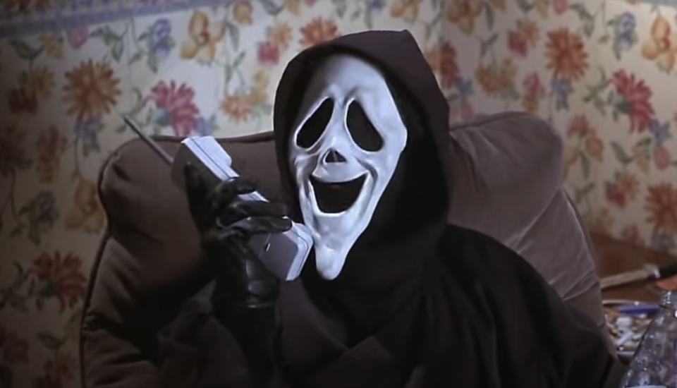 The infamous 'Wazzup' scene in Scary Movie. (Dimension)