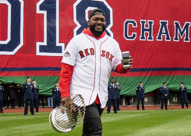 MLB legend David Ortiz was shot in the Dominican Republic on Sunday. (Getty)
