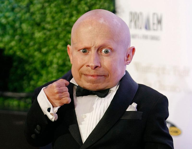 "Verne Troyer, who rose to fame after playing Mini-Me in the blockbuster ""Austin Powers"" films, died on April 21, 2018. He was 49 years old."
