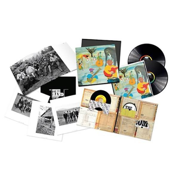 <p>Another seminal '68 release goes deluxe, remixed in stereo and 5.1 surround sound on both CD and 180-gram vinyl — with a limited-edition pink vinyl version available for the Band fan on your shopping list who's been especially nice this year. All configurations feature a new stereo mix for the album, produced by Bob Clearmountain from the original four-track analog masters. </p>