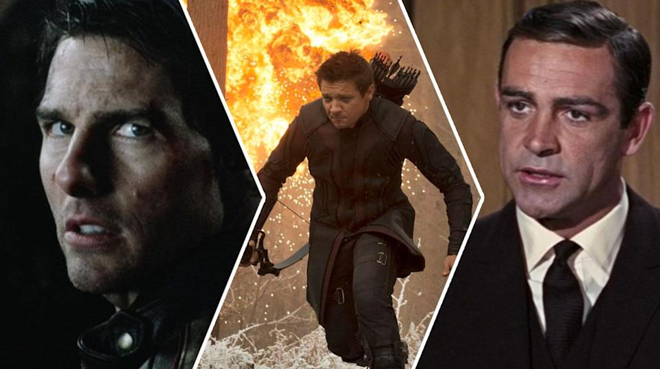 Tom Cruise, Jeremy Renner, and Sean Connery have all given interviews they probably regret
