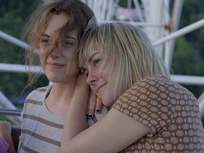 """Riley Keough and Jena Malone costar in """"Lovesong."""""""