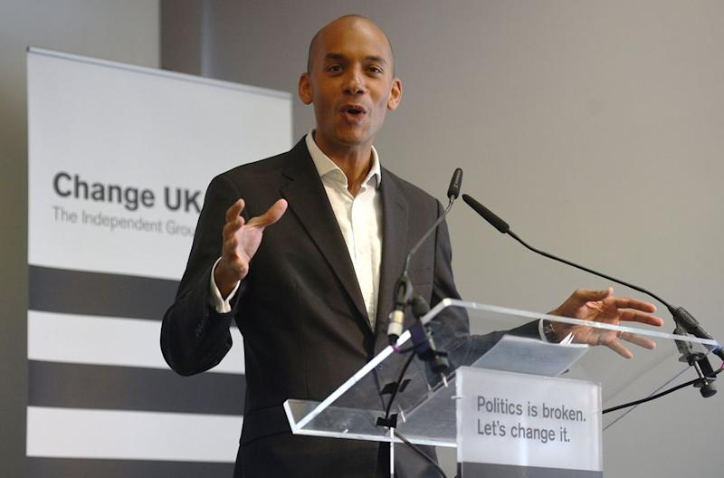 "Chuka Umunna accused his former party of ""prevarication"" over a referendum (PA)"