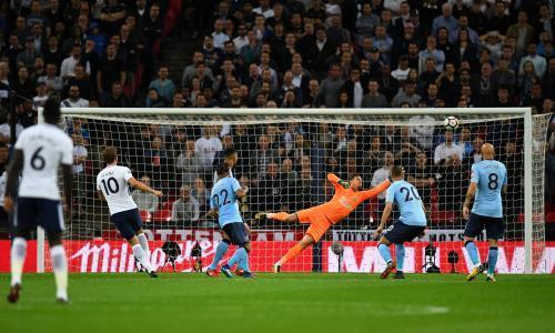 Harry Kane purges Spurs of Champions League nerves with win over Newcastle
