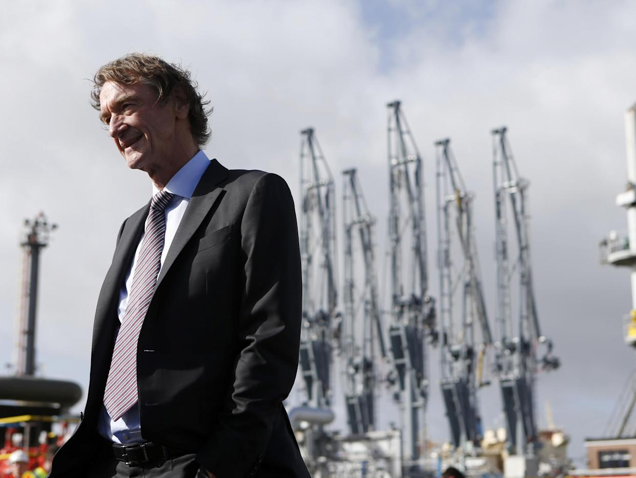 Jim Ratcliffe is now the richest man in Britain – and he may have his eyes on Chelsea.