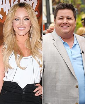 """DWTS' Lacey Schwimmer: Bigoted Reactions to Chaz Bono """"Not Cool"""""""