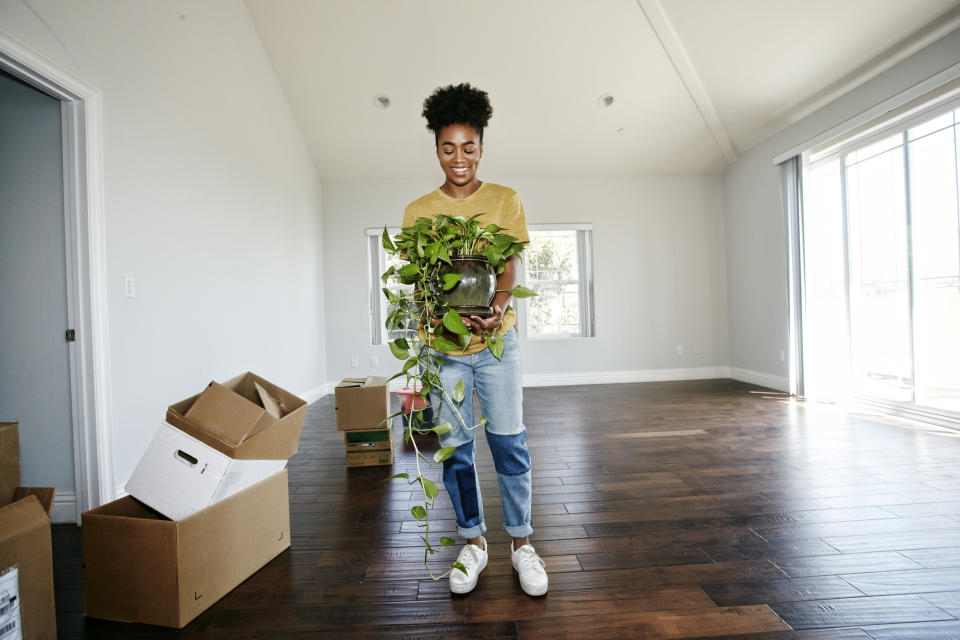 There are many benefits of renting over buying, including being able to test out a new area. (Getty Images)