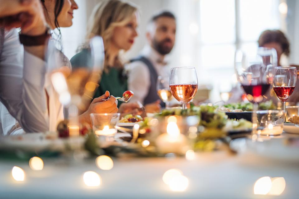 Many Reddit users said that the couple should absolutely not getting married at the mother-in-law's place if that's not what they want to do. Photo: Getty
