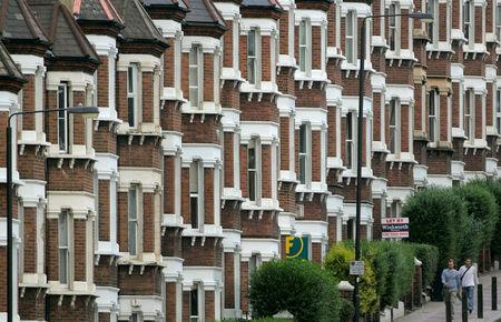 High-density living has many benefits, the study has found (REUTERS/Toby Melville/File Photo)