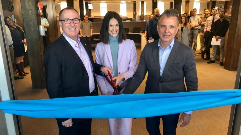 CareWorx expands Summerside offices into historic Holman Centre