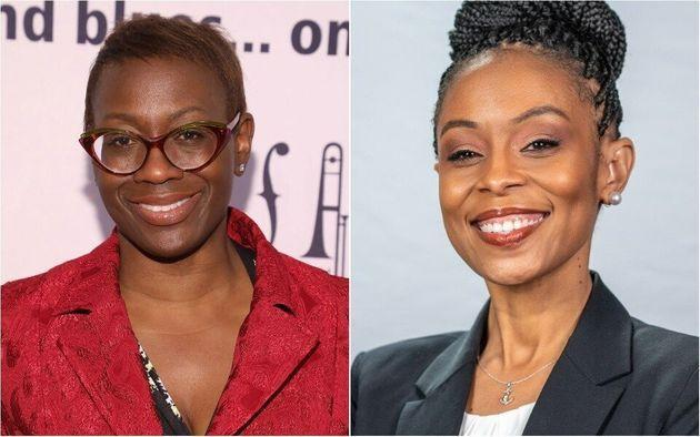 Nina Turner, left, is locked in a heated congressional primary with Shontel Brown. The outcome of the race could affect the direction of the Democratic Party. (Photo: Getty Images/Facebook)