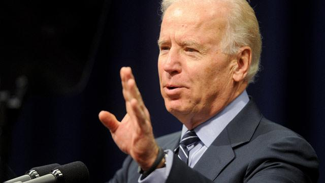 Biden: America's Not Bluffing on Iran