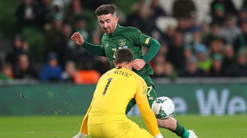 Republic of Ireland 3-1 New Zealand: Maguire catches the eye in Dublin triumph