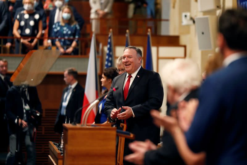 Economic clout makes China tougher challenge for U.S. than Soviet Union was - Pompeo