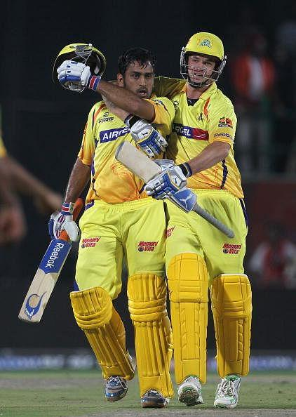 Kings XI Punjab v Chennai Super Kings - IPL