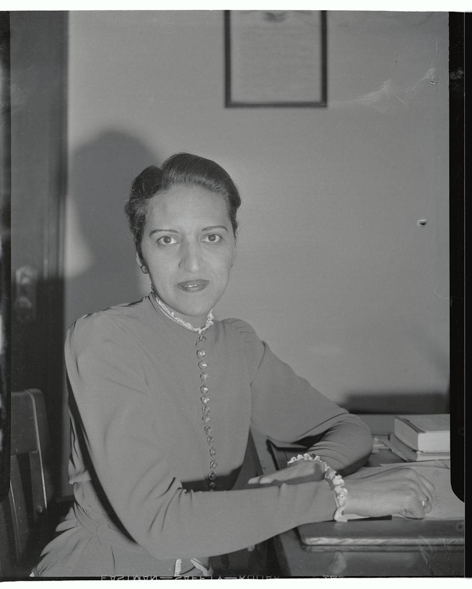 <p>Jane Bolin became the nation's first Black woman judge in 1939<em>.</em> She was the first Black woman to graduate from Yale Law School, and would serve on New York's Family Court for four decades. Besides dealing with many domestic cases, she worked to stop probation officers from getting assignments based on the color of their skin. During her career, she also worked with Eleanor Roosevelt to create a program that would intervene before young boys committed crimes.</p>