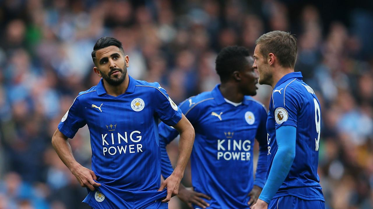 The Algeria international may be keen to leave the King Power Stadium but the Premier League side have yet to receive any offer for him