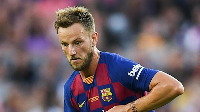 The Croatian midfielder wants to stay at Camp Nou, as long as he is still getting on to the pitch consistently