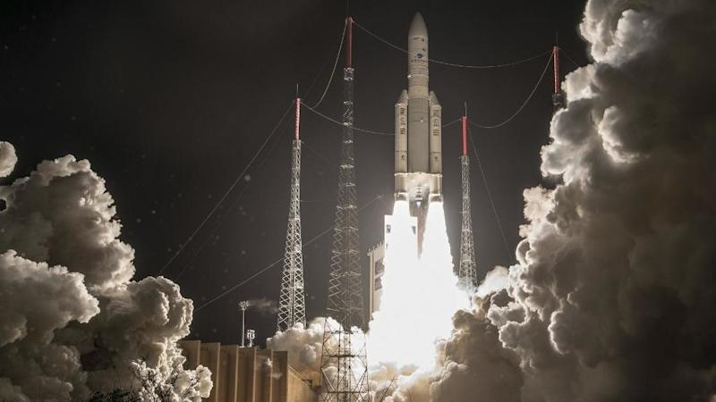 Mission Extension Vehicle successfully launched by Ariane