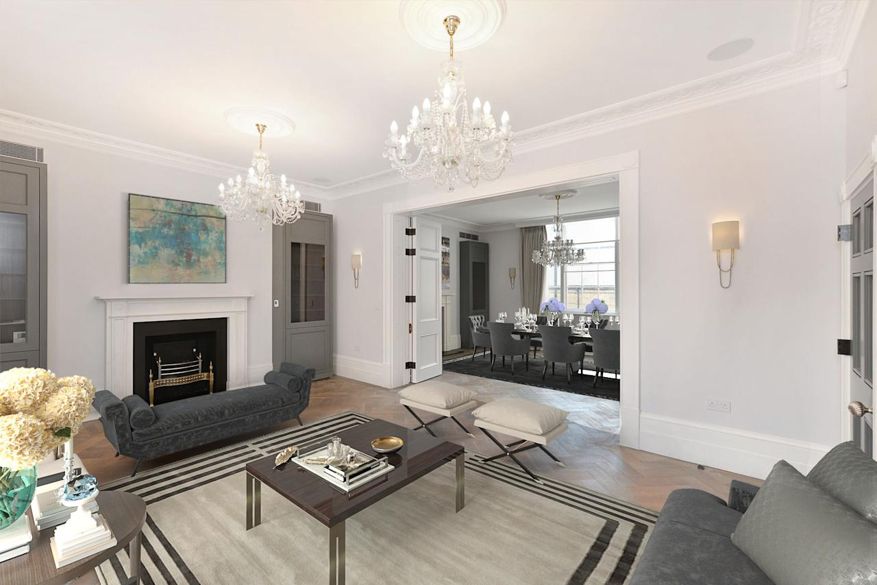 <p>Number 50 was bought by its curent owner in 2014 and, over the past three years, it has undergone a meticulous refurbishment. </p>