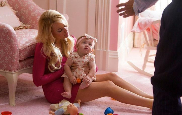 Margot plays a mother in Hollywood film The Wolf Of Wall Street. Source: Red Granite Pictures
