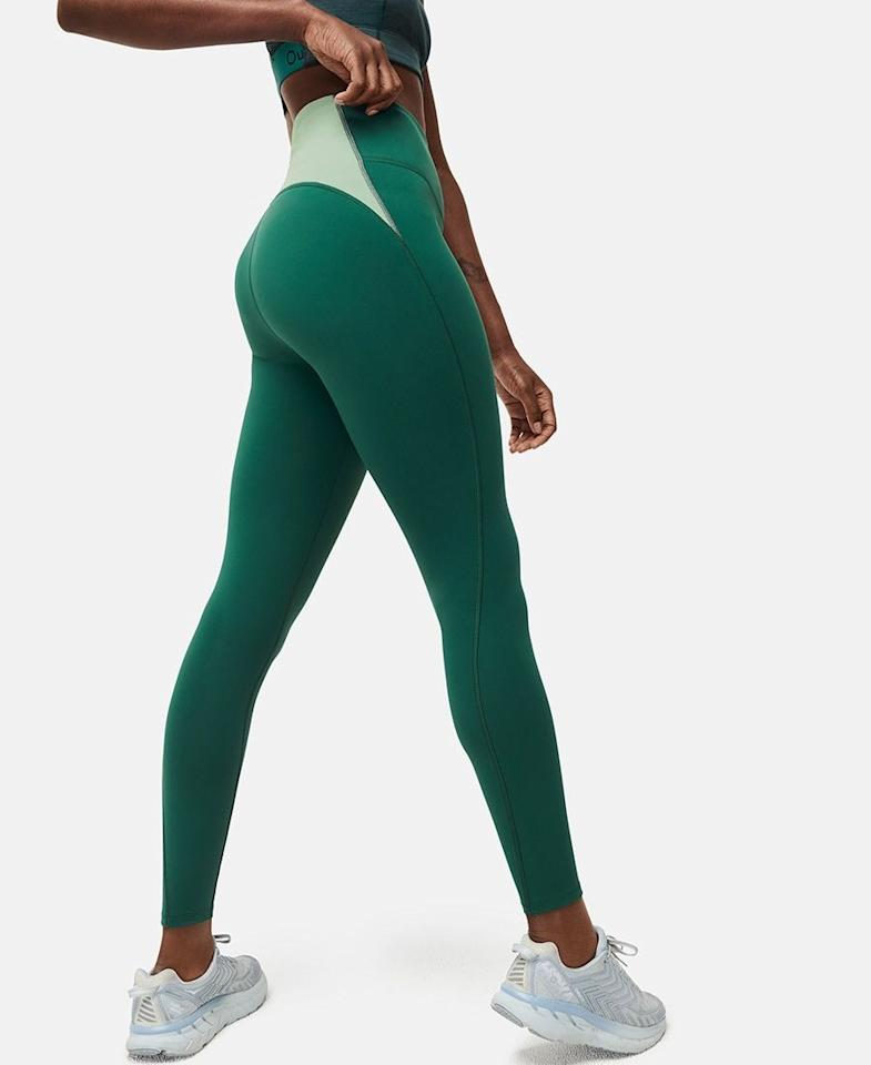 """I've lusted after Outdoor Voices workout gear ever since I read <a href=""""https://www.glamour.com/story/outdoor-voices-exercise-dress-review?mbid=synd_yahoo_rss"""" target=""""_blank"""">this article</a>, and now I own several pairs of its leggings. I own a pair of TechSweat leggings that are great for my Pilates class and not much else because they're thin, but these FrostKnit leggings easily take me from an Abs Arms Ass class straight to the freezing tundra that is New York City. I'd highly recommend these whether or not you're exercising outside. —<em>Khaliha Hawkins, producer</em> $115, Outdoor Voices. <a href=""""https://www.outdoorvoices.com/products/frostknit-78-leggings?variant=31645415604302"""">Get it now!</a>"""