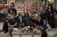 """<p>The McKellan's face the ghosts of Christmas past in this holiday special about the importance of family, forgiveness, and empathy. </p> <p>Watch <a href=""""https://www.netflix.com/title/81004748"""" class=""""link rapid-noclick-resp"""" rel=""""nofollow noopener"""" target=""""_blank"""" data-ylk=""""slk:A Family Reunion Christmas""""><strong>A Family Reunion Christmas</strong></a> on Netflix now.</p>"""